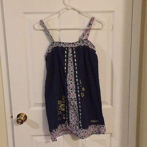 Billabong navy dress
